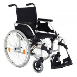 Silla de ruedas en acero UNIX rueda grande.#antiescaras. #Silladeruedas #movilidad #accesibilidad #escaras #terceraedad #mayores #discapacidad #ortopedia #ortopediaplus #Wheelchair
