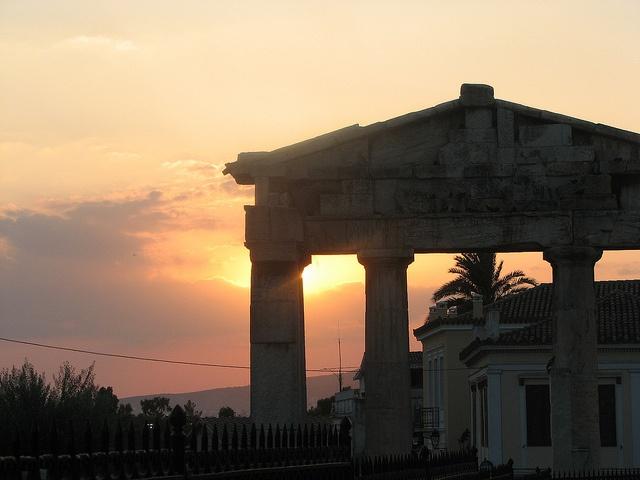 Ancient Agora, #Athens