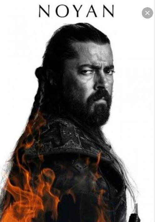 Dirilis Ertugrul season 2-Mongolian Commander Noyan