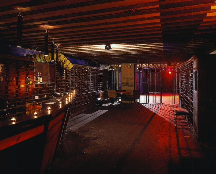 Temporary Spaces - Tresor Innen, 1997