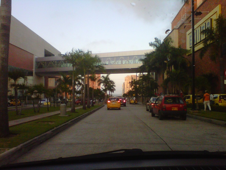 Centro Comercial Buenavista, Barranquilla, Colombia