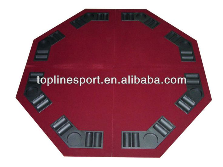 48inch Octagon Poker Table Tpt 010   Buy Poker Table,Octagon Folding Poker  Table,Gambling Table Product On Alibaba.com | Folding Poker Table, ...