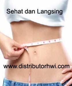 Cara Langsing Tanpa Diet | Distributor HWI