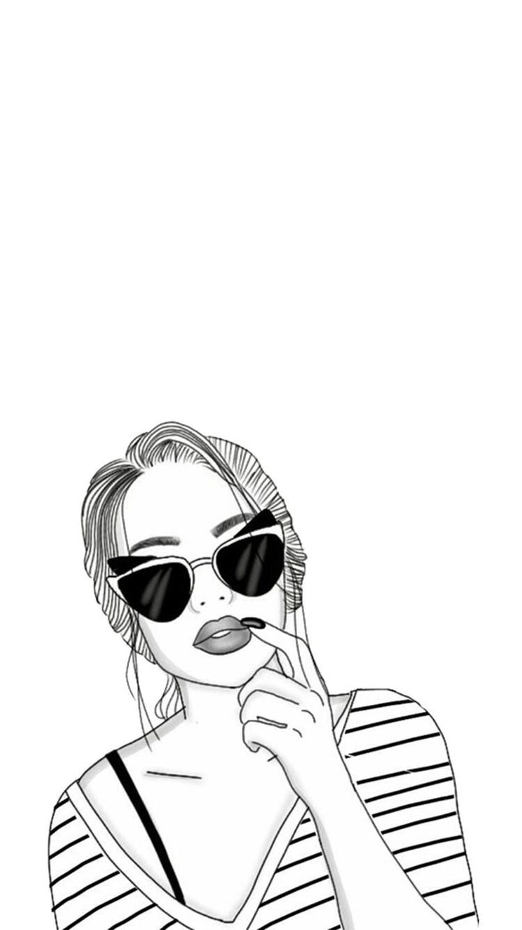 54 best OUTLINED DRAWINGS images on Pinterest | Outline drawings, Wallpapers and Contour drawings