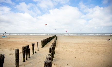 The Dutch and Germans flock to the Flanders coast, but the British are missing out on fantastic beaches and food just a short hop away, says Jane Dunford