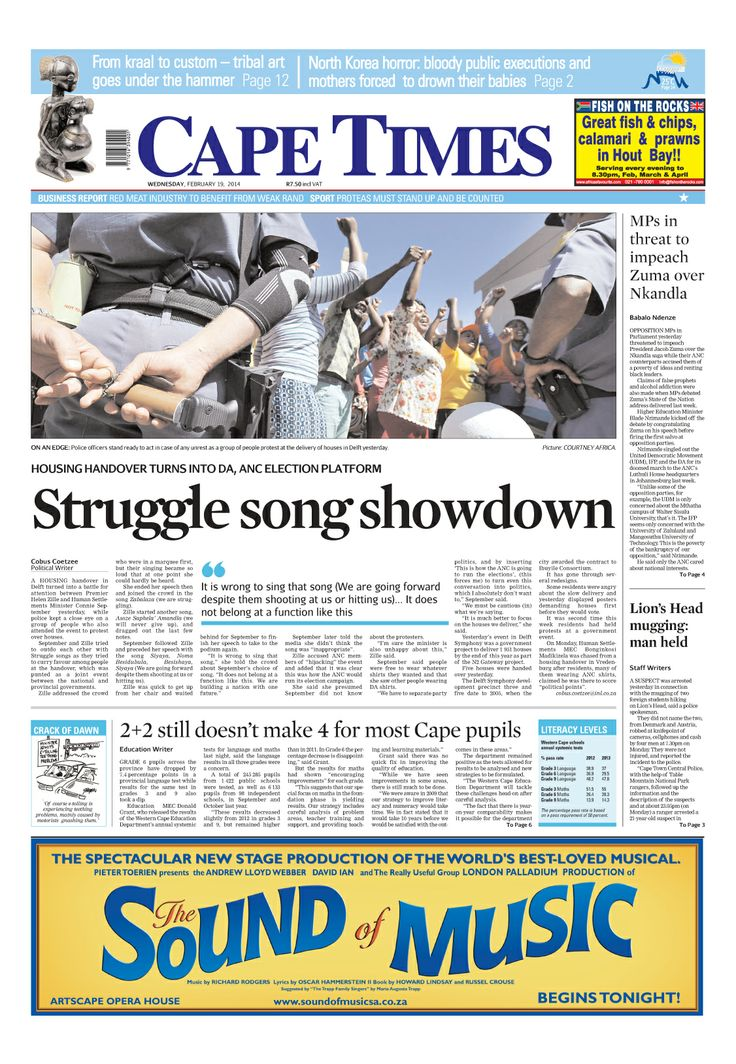 News making headlines: Housing handover turns into DA, ANC  election platform