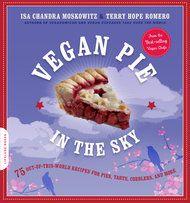 Vegan pie recipes including vegan olive oil pie crust