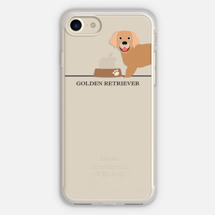 Golden Retreiver Phone Case