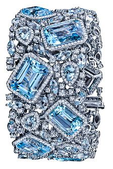 ♔The Jewelry Box and Bling♔ - Robert Procop's Aquamarine Ring