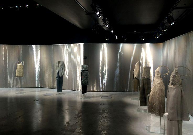 Armani/Silos # Milan # Decorative metal mesh panels