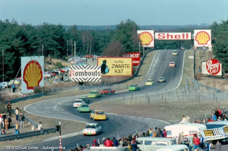 Circuit Zolder | Sacramentsheuvel 1975