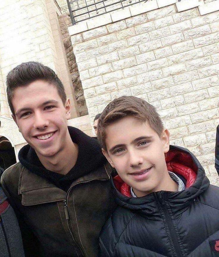 Hafez al Assad and Karim al Assad