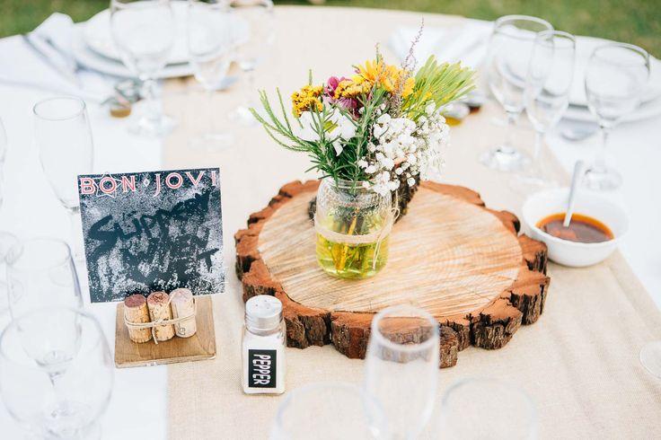 Decoración mesas | Table decoration