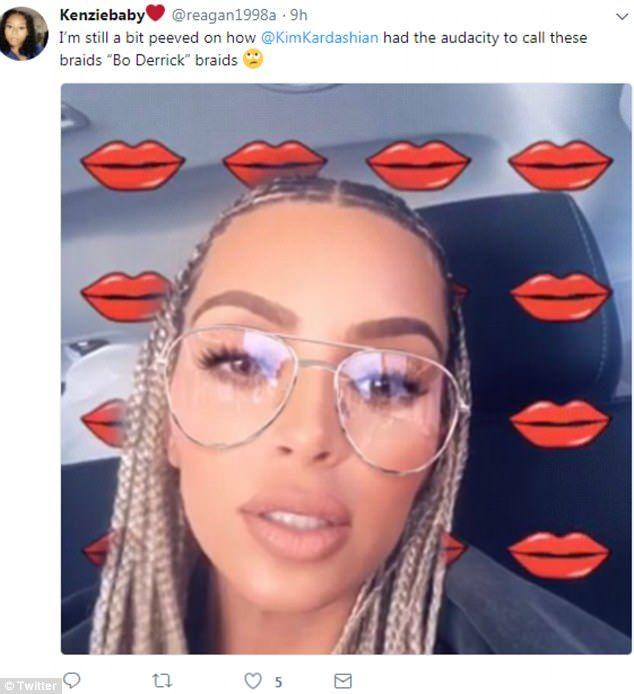 Bo Derek DEFENDS Kim Kardashian's 'Bo Derek braids' | Daily Mail Online