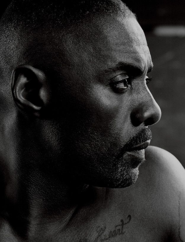 Yes. | Idris Elba's Latest Photoshoot Is Here To Brighten Your Day