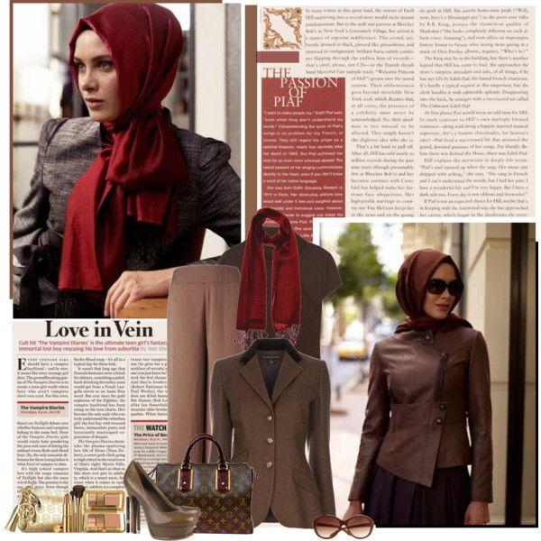 Islamic fashion.. Amazing