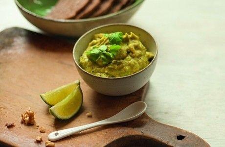 Pasta de abacate | Panelinha - Receitas que funcionam