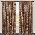 Top Product Reviews for Laural Home Room-darkening Southwestern Window Curtain - Overstock.com