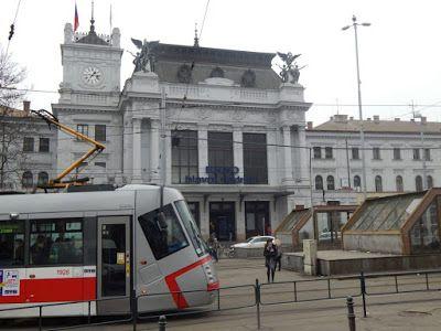 Praha Anděl: Chceme nádraží u Svratky, schválili brněnští zastu...