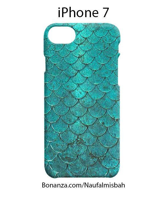Mermaid Scale iPhone 7 Case Cover Wrap Around
