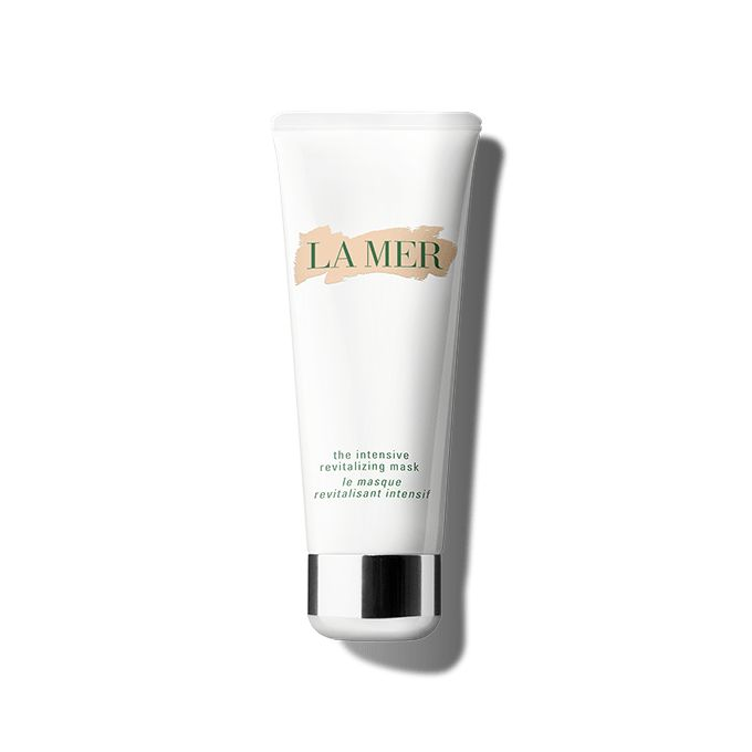 Nourish your skin with La Mer's Intensive Revitalizing face mask.This anti-pollution cream mask helps neutralize free radicals,strengthen and protect skin. Energizing and refreshing, this face mask is the ultimate pick-me-up for tired,stressed skin. Cosmetics & Perfume, Beauty Book, Homemade Face Masks, Luxury Beauty, Facial Cleanser, Calendula, Deodorant, Aloe Vera, Lotion