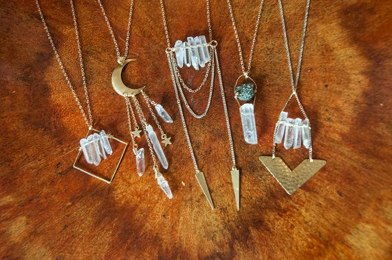 festival jewelry - gypsy jewels - by ClassicRockCouture on Etsy