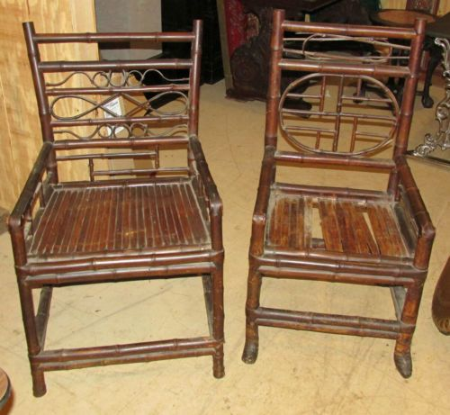 Bamboo Chair With Arms: 1000+ Images About Antique Chinese Bamboo Furniture On