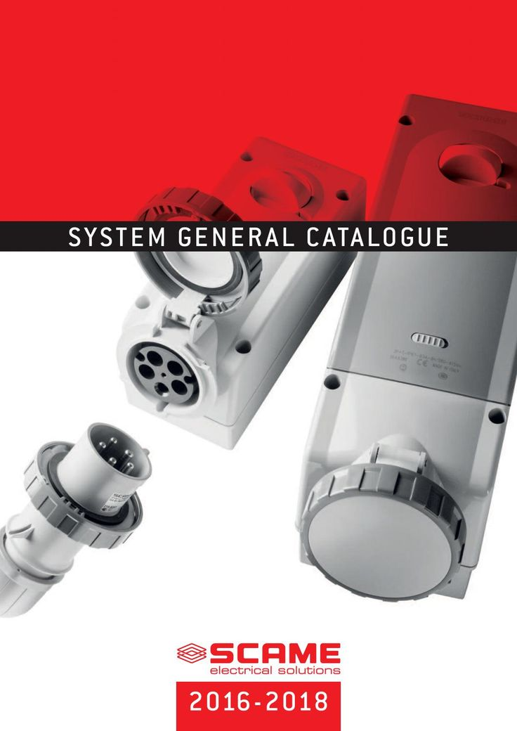 Systems and components for electrical installations