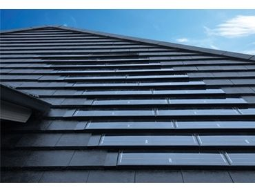 SolarTile Roof Tiles for Effective Solar Energy Solutions from Monier Roofing   Architecture And Design