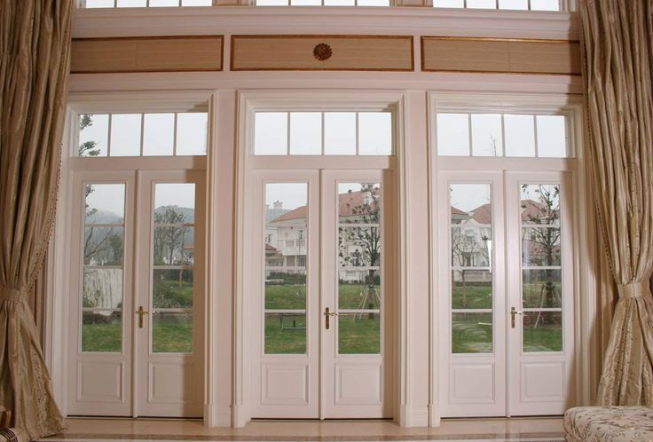 9 best images about french doors on pinterest for Best exterior french doors