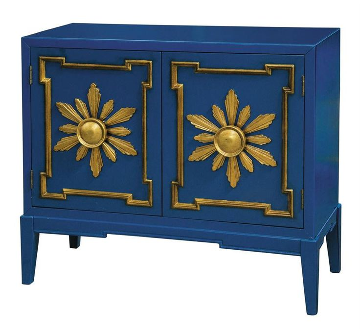 Pulaski | Home Meridian - This hall chest is sure to create a statement in an entryway or foyer!