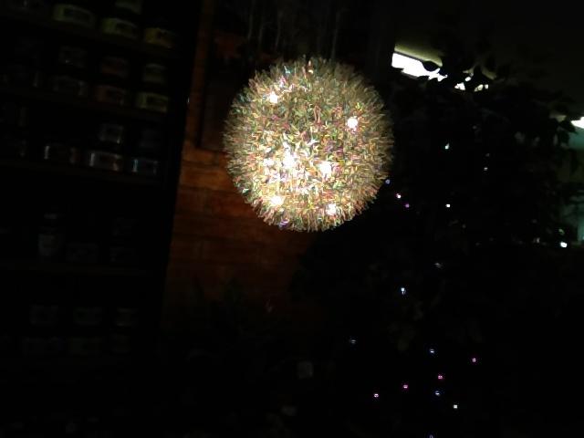 Flower Attic & Gifts. Virden Manitoba  Light fixture