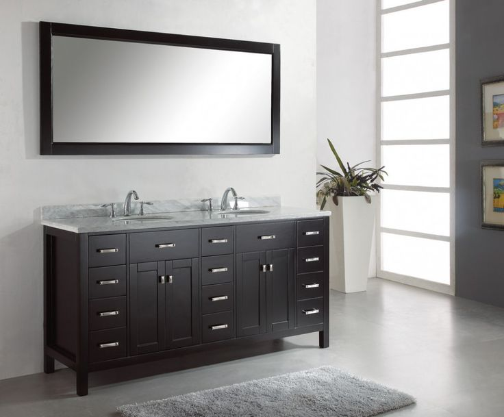 bathroom beautiful bathroom decorating design ideas with dark brown wood bathroom vanity rectangular
