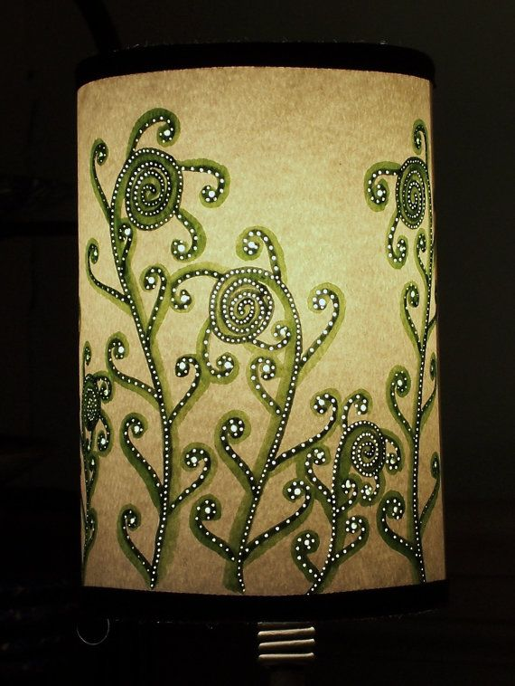 Bright Green Lamp Shade : Best lampshades made with love images on pinterest