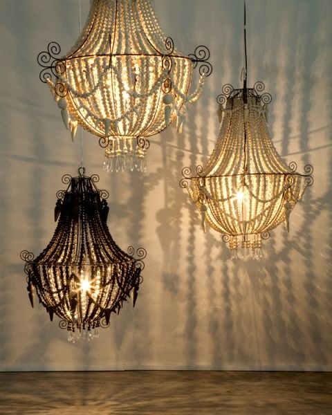 New Chandelier for dining room