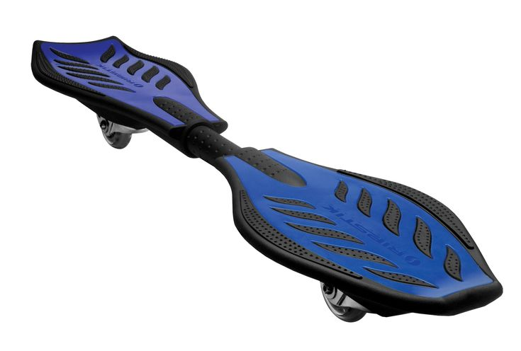 Amazon.com : RipStik Caster Board (Blue) : Caster Board Skateboards : Sports & Outdoors