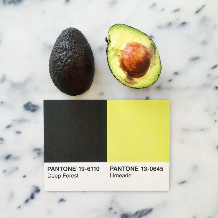 Pantone Food: Photographer matches colourful food to different Pantone shades | Creative Boom