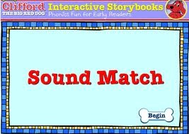 Clifford sound match