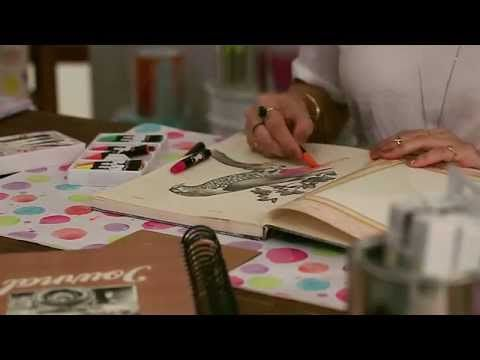 Project Series: Drawing Activity Journal