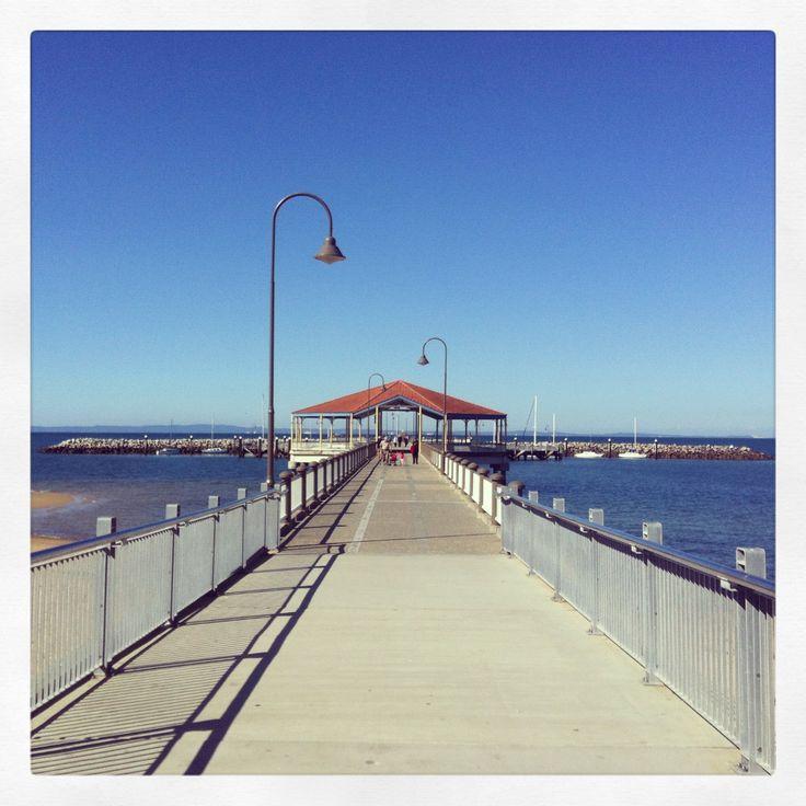 Redcliffe Pier, Queensland