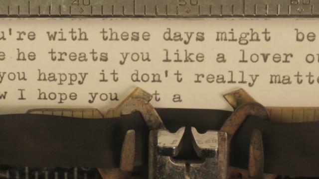Josh Ritter - New Lover - official lyrics video by Josh Ritter.
