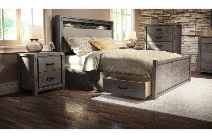 Series 697 King Bedroom Group by Defehr