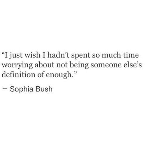 quote, feelings, and sophia bush image