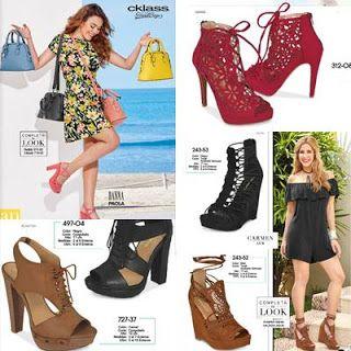 ropa y zapatos cklass 2017