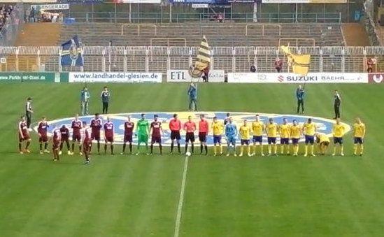 1. FC Lok Leipzig mit Unterzahl-Sieg-Dreher gegen BFC Dynamo. In einem gutklassigen Fußball-Regionalliga-Match bezwang der 1. FC ...