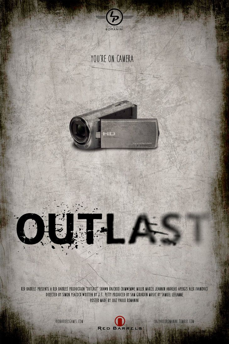 Outlast by MisterRomanini on deviantART