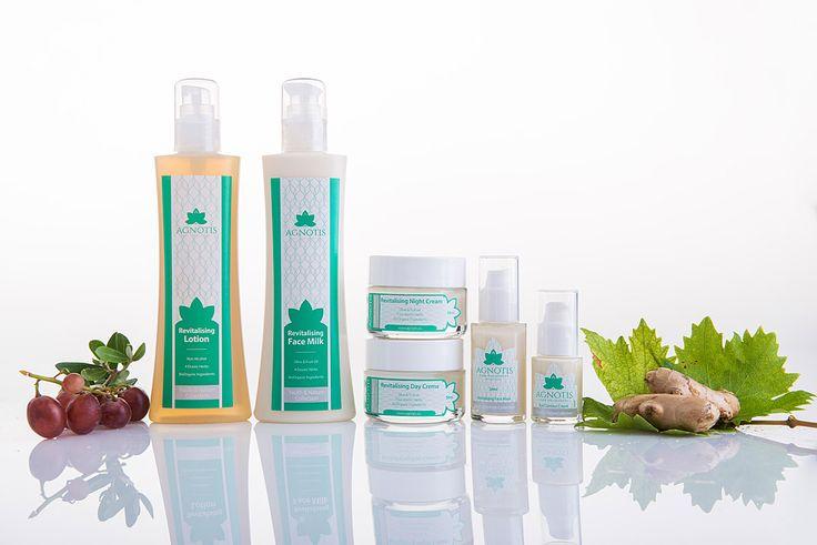 Holistic Organic Skincare  www.agnotis.eu