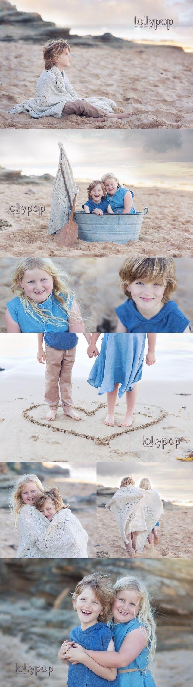 Melbourne family photographer, beach photography, children's beach photographer