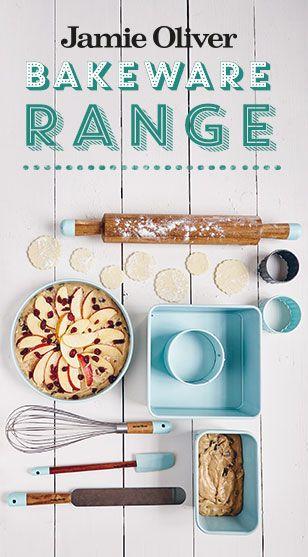 Jamie Oliver Bakeware Range