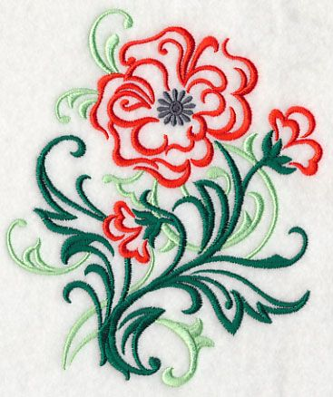 Machine Embroidery Designs at Embroidery Library! - Color Change - J7436 53014